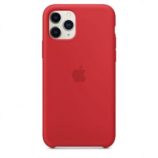 Apple  iPhone 11 Pro Silicone Case MWYH2ZM/A Red
