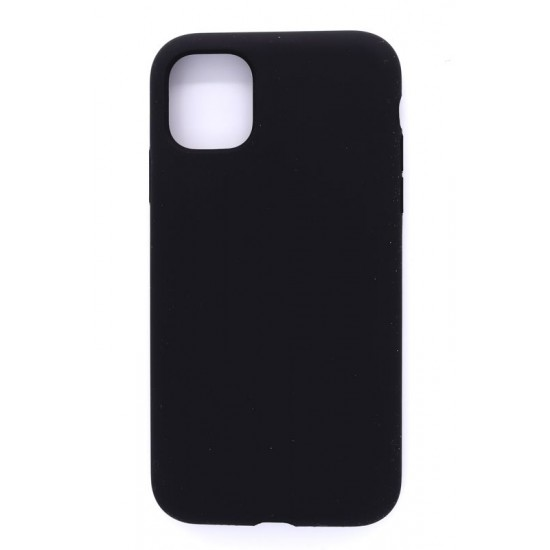 Connect Apple iPhone 11 Pro Max Soft Case with bottom Black