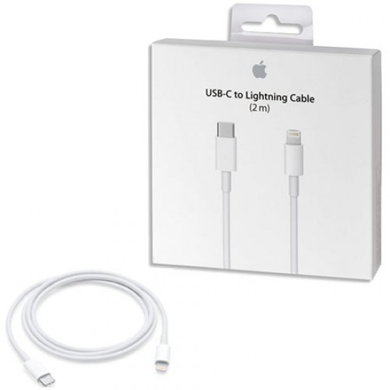 APPLE LIGHTNING TO USB-C CABLE 2M MKQ42ZM/A BLISTER